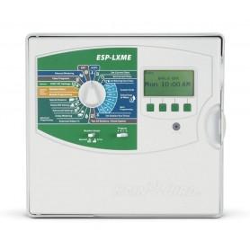Programador modular ESP-LXME de 12 estaciones con módulo de caudal Flow Smart Module, ampliable hasta 48 estaciones