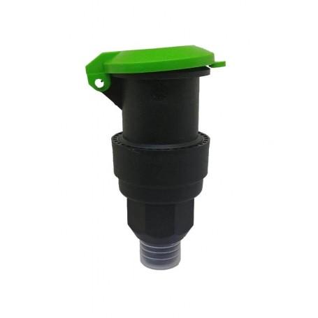 """Boca de riego hidrante plástico 3/4"""""""