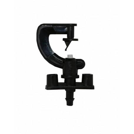 Microaspersor de riego 180º