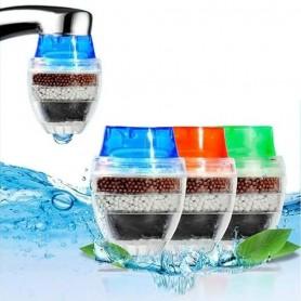 Filtro de agua limpiador y purificador para grifo