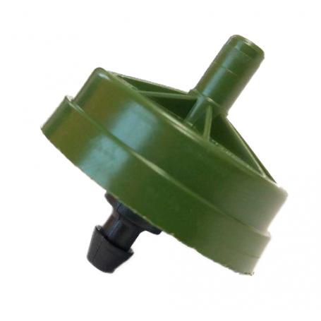 Gotero Autocompensante Verde (Bolsa de 50 unidades)