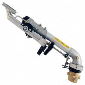 Cañón de riego Gran alcance REFLEX Alcance 32,5m - 65m