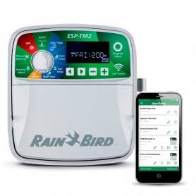 Programador de Riego Rain Bird ESP-TM2 Interior - Exterior