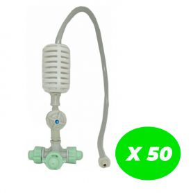 Nebulizador Coolnt 4 salidas. Pack de 50 Unidades