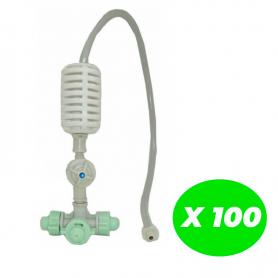 Nebulizador Coolnt 4 salidas. Pack de 100 Unidades