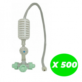 Nebulizador Coolnt 4 salidas. Pack de 500 Unidades