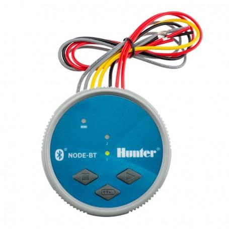 Programador de Riego a Pilas Bluetooth Hunter NODE-BT