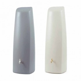 "Depósito Decorativo Elegance 400L 60x60x180cm. Incluye grifo 3/4"""