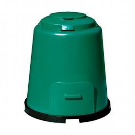 Compostadora ECO Composer Verde 280L 80x80x90cm 8KG