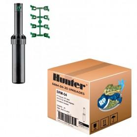Aspersor Hunter SRM-04. Caja de 25 UDS
