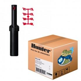 Aspersor Hunter PGJ-04. Caja de 25 UDS