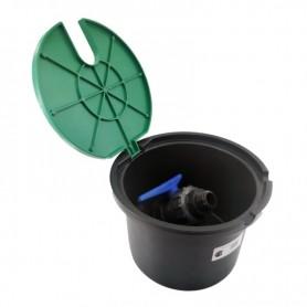 """Arqueta de riego con llave PVC 3/4"""""""