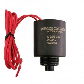 Solenoide para electroválvula RP-100 24V A.C