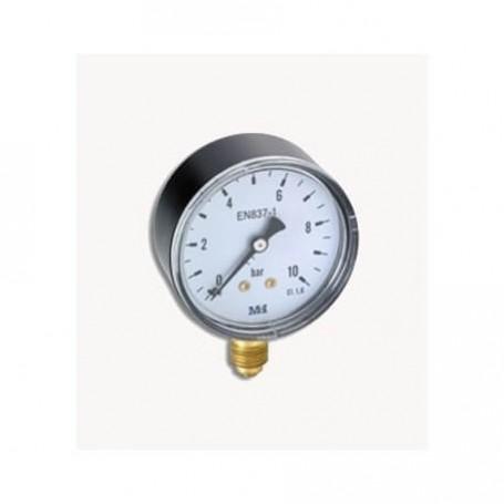 Manómetro de esfera seca