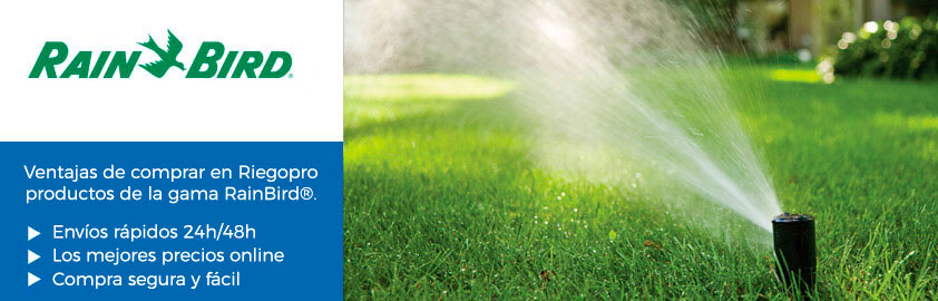 Productos Rainbird